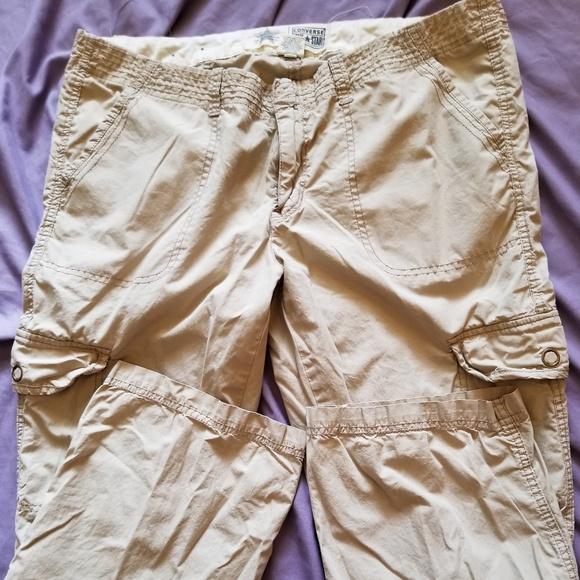 f12775bf6419 Converse Pants - Women s Plus Size Converse One Star Cargo Pants
